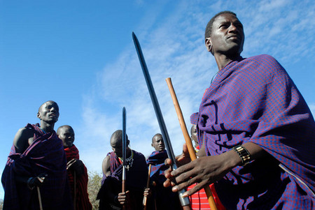 Maasai Elders