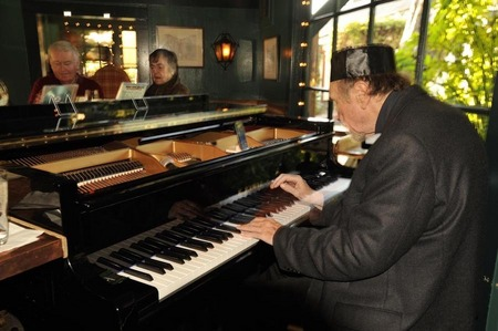 Piano bar, Mission Ranch, Carmel
